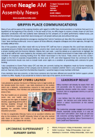 Lynne's Newsletter - September 2015